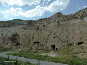city wall of the ancient Samarkand