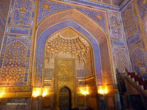 inside the Registan