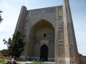 Bibi Chanum Mosque
