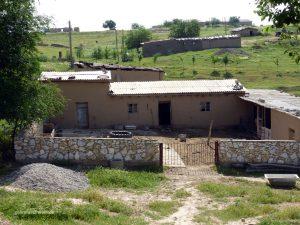 a peasant house