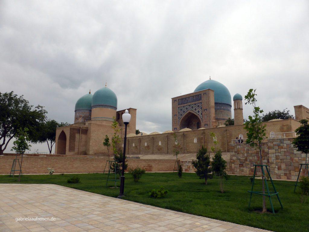 Moschee in Shar-e-Sabs