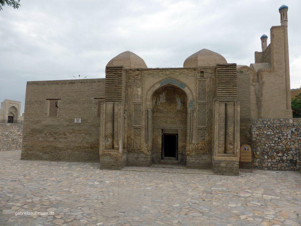die älteste Moschee Bucharas