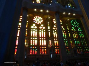 in der Sagrada Familia