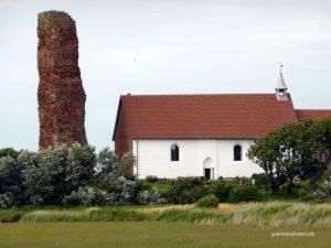 Alte Kirche, Pellworm