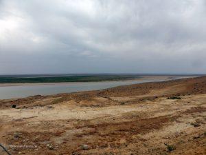 Amudarja Fluss