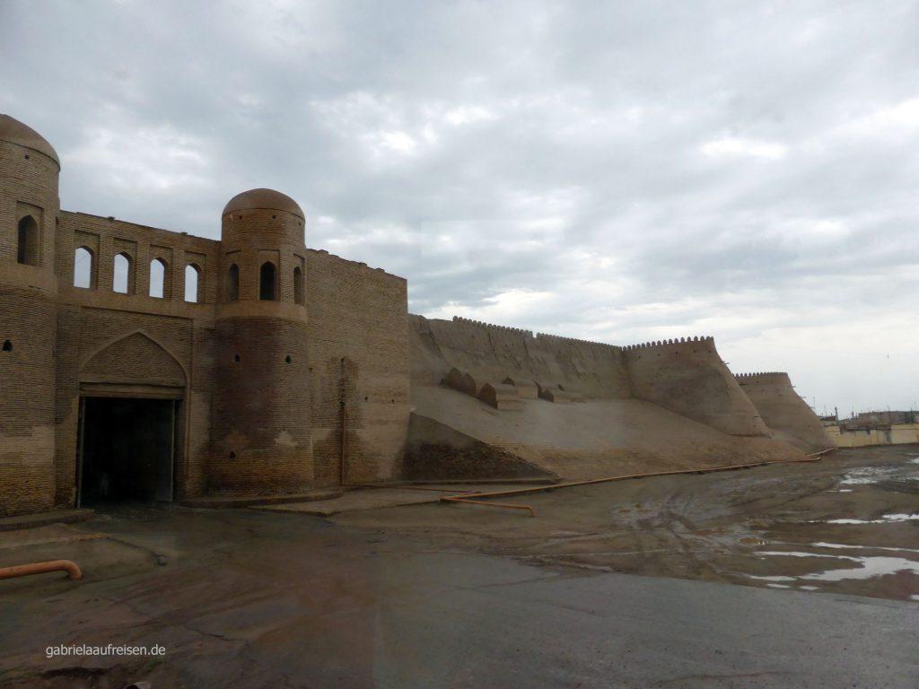 Stadtmauer von Chiwa