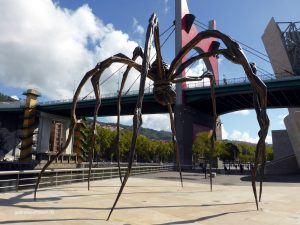 the spider....