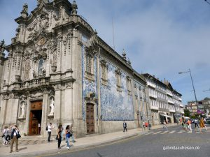 The Igreja do Carmo