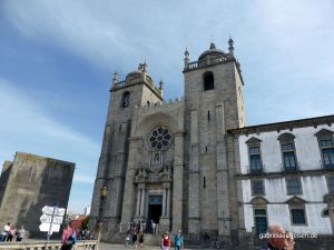 Cathedrale of Porto