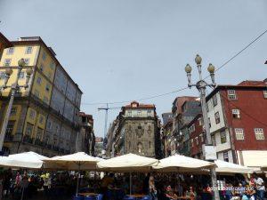 at the Douro promenade