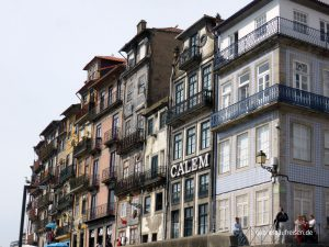 Häuser an der Promenade
