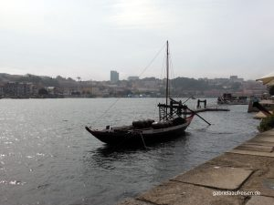 old Portwine boat