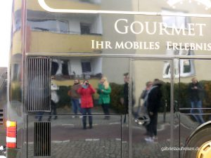 der Gourmet Liner in Berlin