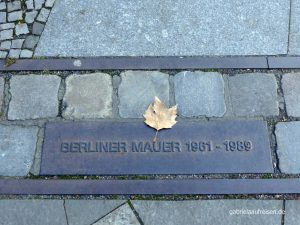 Berliner Mauer..