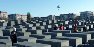 das Denkmal für die ermordeten Juden in Europa
