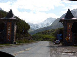 Willkommen in Ushuaia