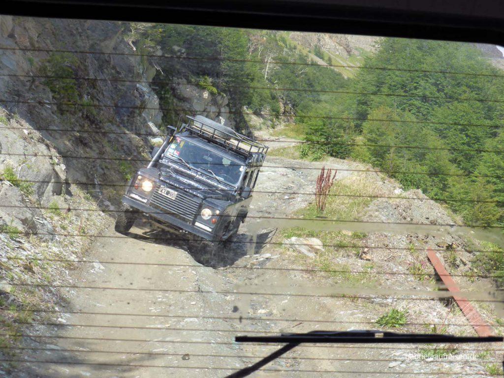 Jeep Tour in der Nähe von Ushuaia