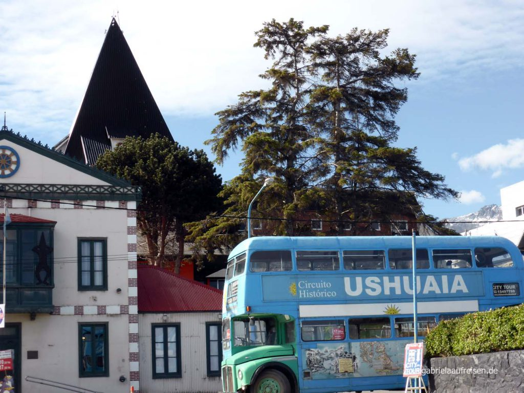 Sightseeing in Ushuaia