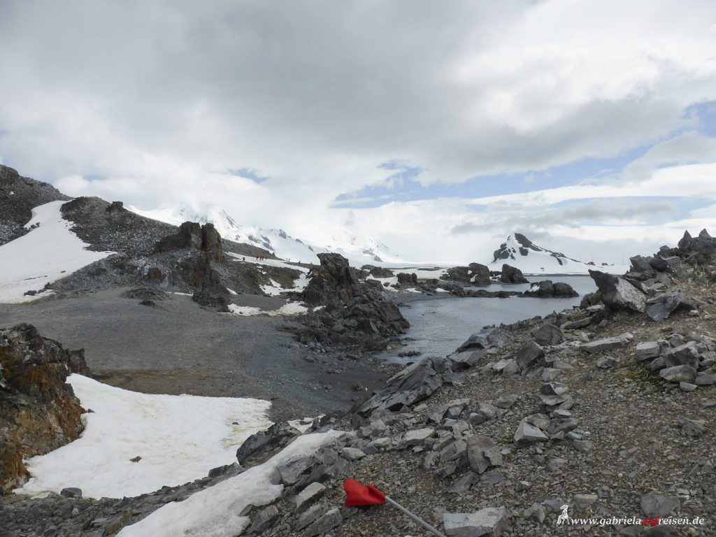 Antarktis, Halfmoon Bay