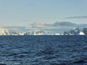 Antarctica, Spert Island, view