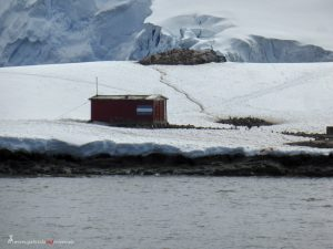 Antarktis, Mikkelsen Habour