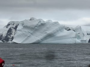 Antarctica, Spert Island, iceberg