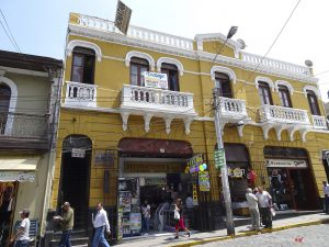 Peru, Arequipa, street