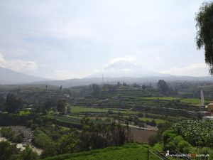 peru, Arequipa, vulcano Misti