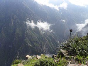 Colca Canyon, Peru, Mirador Cruz del Condor