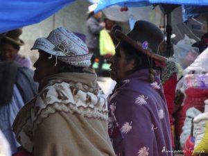 Markthalle in Chivay, Peru