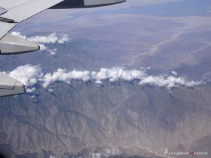 Peru, Flugzeug