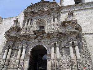 Peru, Arequipa, La Compania