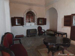 Peru, Arequipa, Santa Catalina, Zimmer