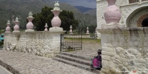 Peru, Maca, Kirche