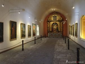 Peru, Arequipa, art, paintings, Santa Catalina