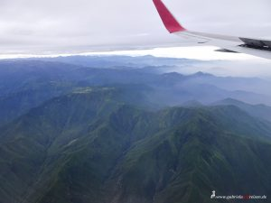 Peru, Berge