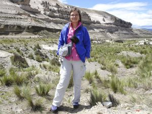 Bergpass, Peru, Anden