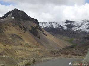 road to Chivay, Peru