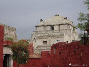 Peru, Arequipa, cloister Santa Catalina, monastary