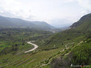 Colca Canyon area, Peru