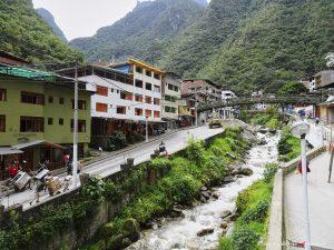 Peru, Aguas Calientes