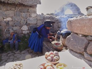 Peru, Volk der Aymara