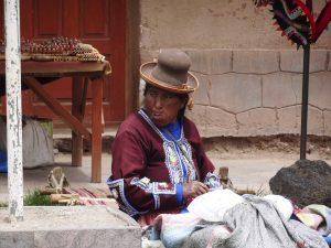 Peru, Raqchi