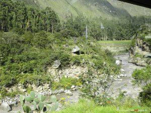Peru, bridge