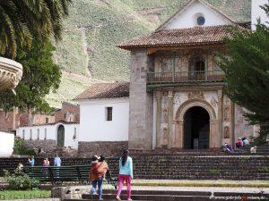 Peru, Andahuaylillas