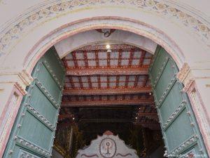 Peru, Sixtinische Kapelle der Anden