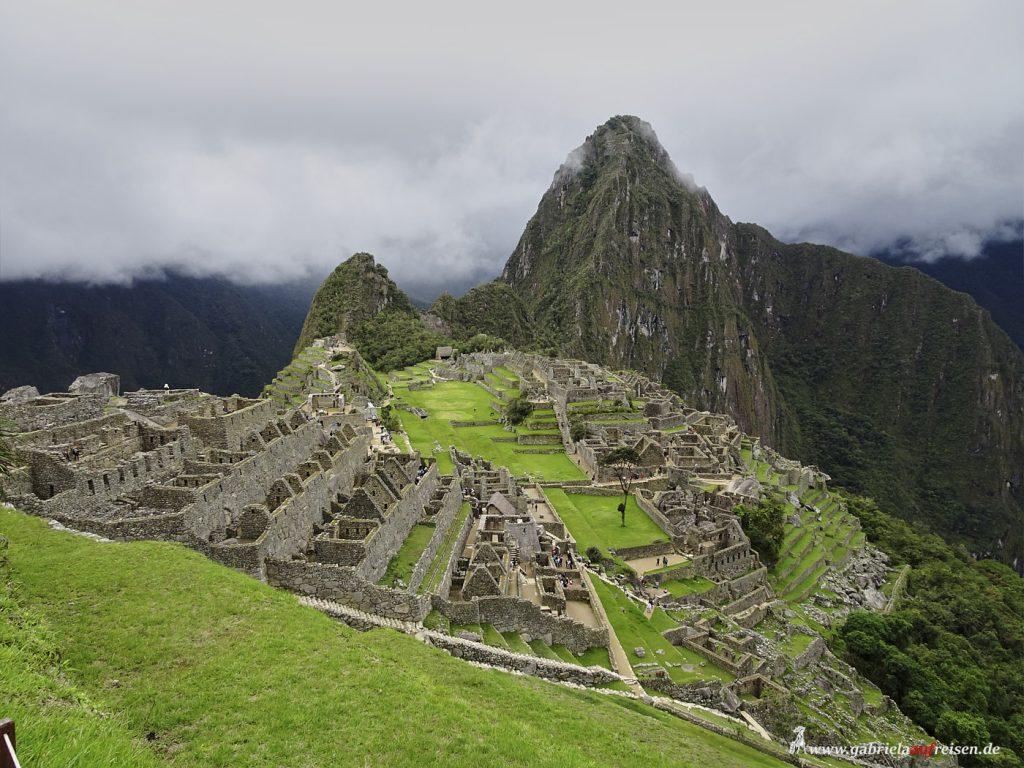 Peru, Anden, Machu Picchu