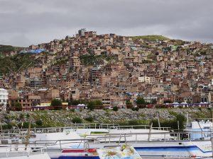 Peru, Puno am Titicacasee