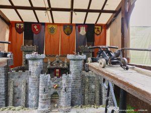 trutzige Burg