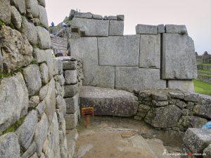 Peru, Inka Tempel